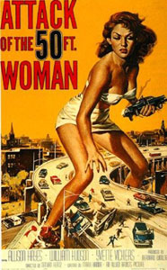 Attack of the Fifty Foot Woman