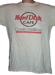 Hard Disk Cafe - Macware